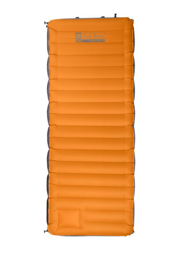 Orange Nemo Monad Sleeping Pad
