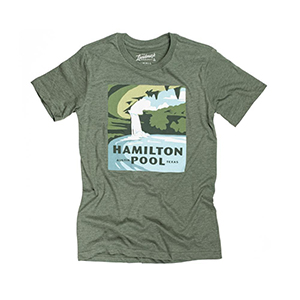 Landmark Project Hamilton Pool Shirt
