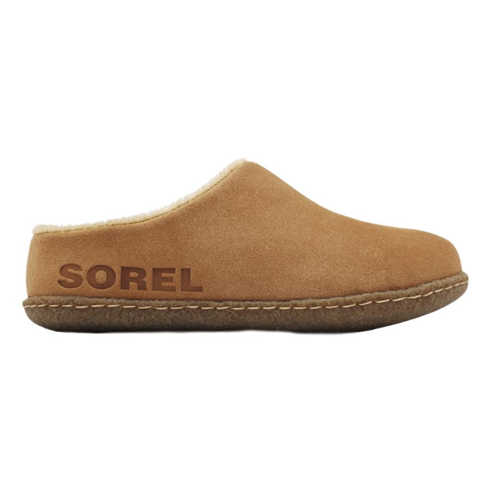 Kids Sorel Tan slippers