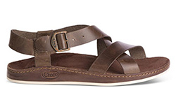 Leather Chaco Wayfarer Sandals