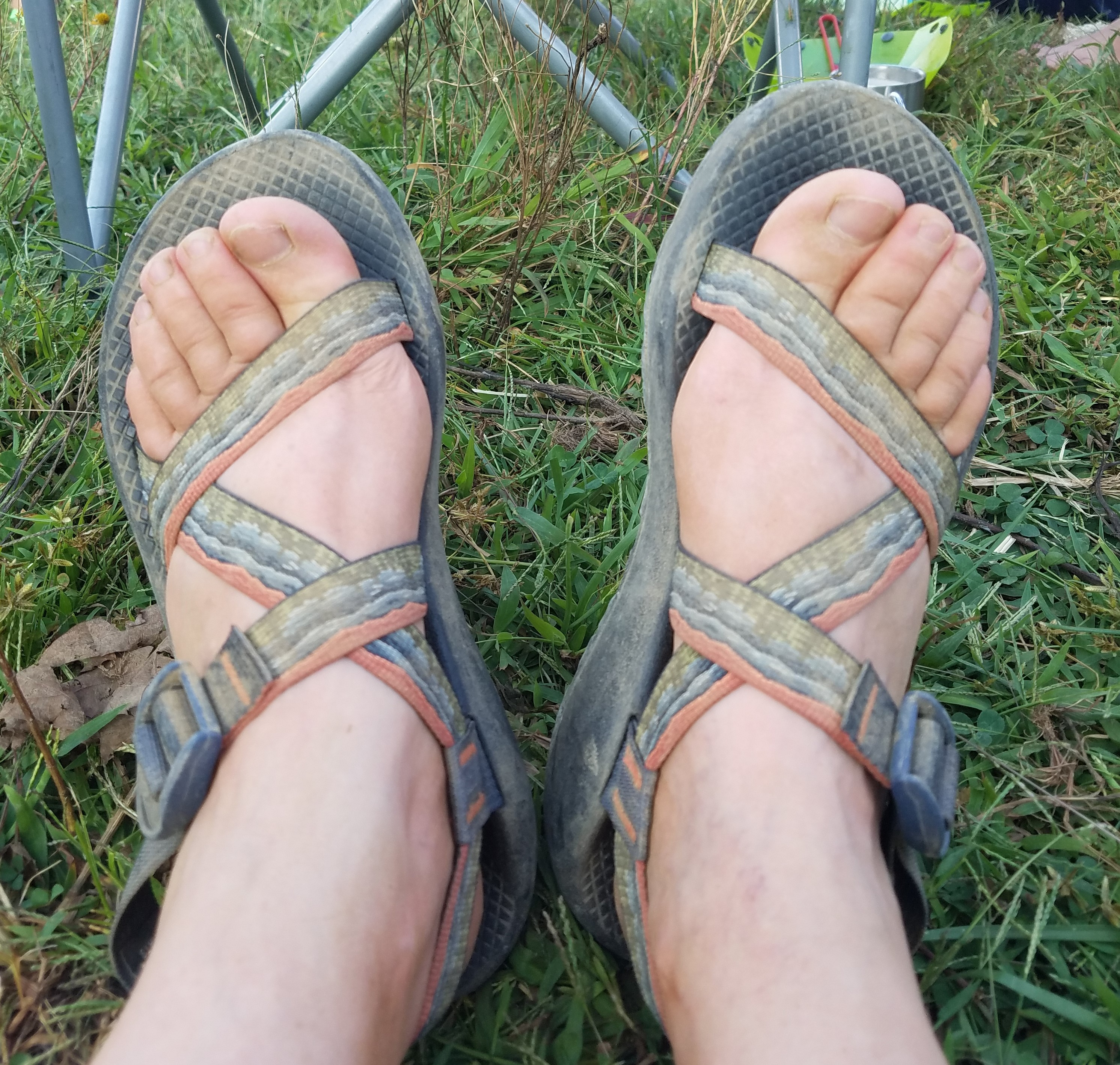 Dirty Chacos!