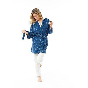 Carve Designs Women's Harlow Robe