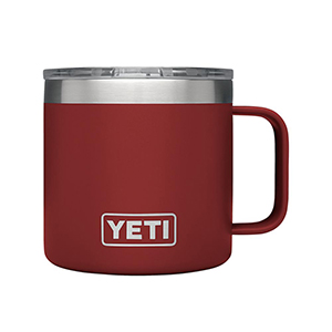 YETI Rambler 14oz Mug Red