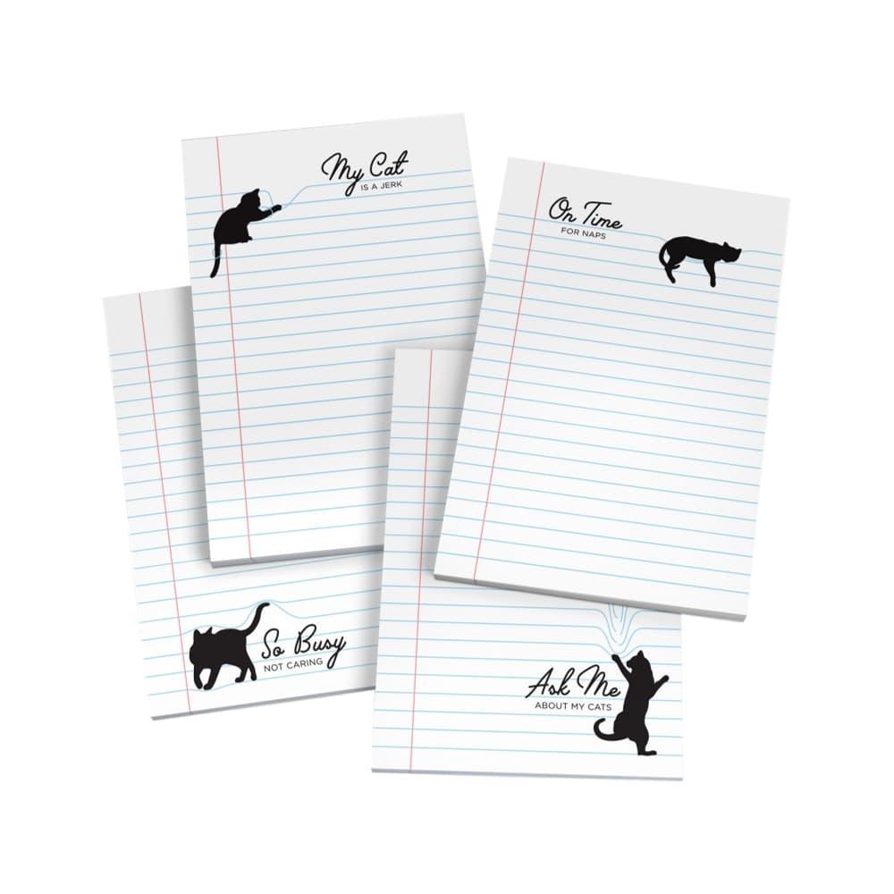Fred Paw Pads Sticky Notepads