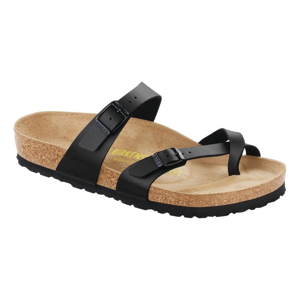479b271ddae8e Selected Color Birkenstock Women s Mayari Birko-Flor Sandals BLACK