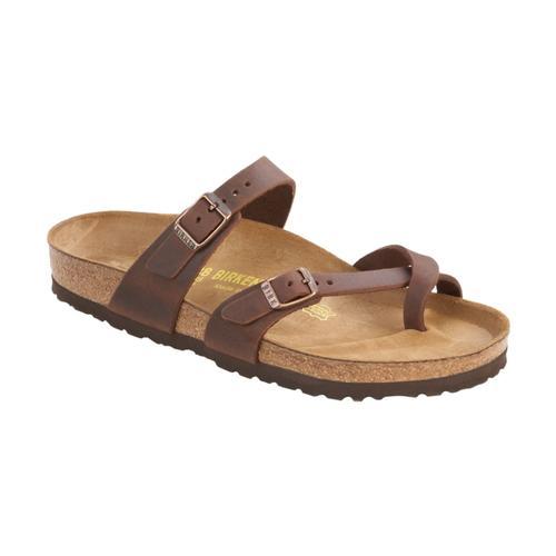 Birkenstock Women's Mayari Oiled Leather Sandals