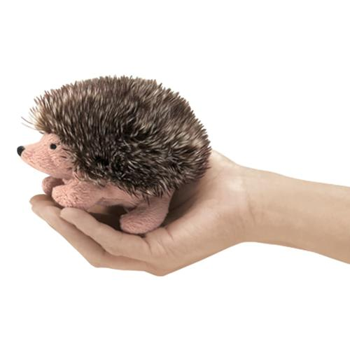 Folkmanis Mini Hedgehog Finger Puppet