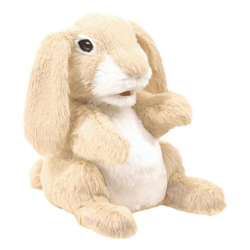 Folkmanis Sniffing Rabbit Hand Puppet