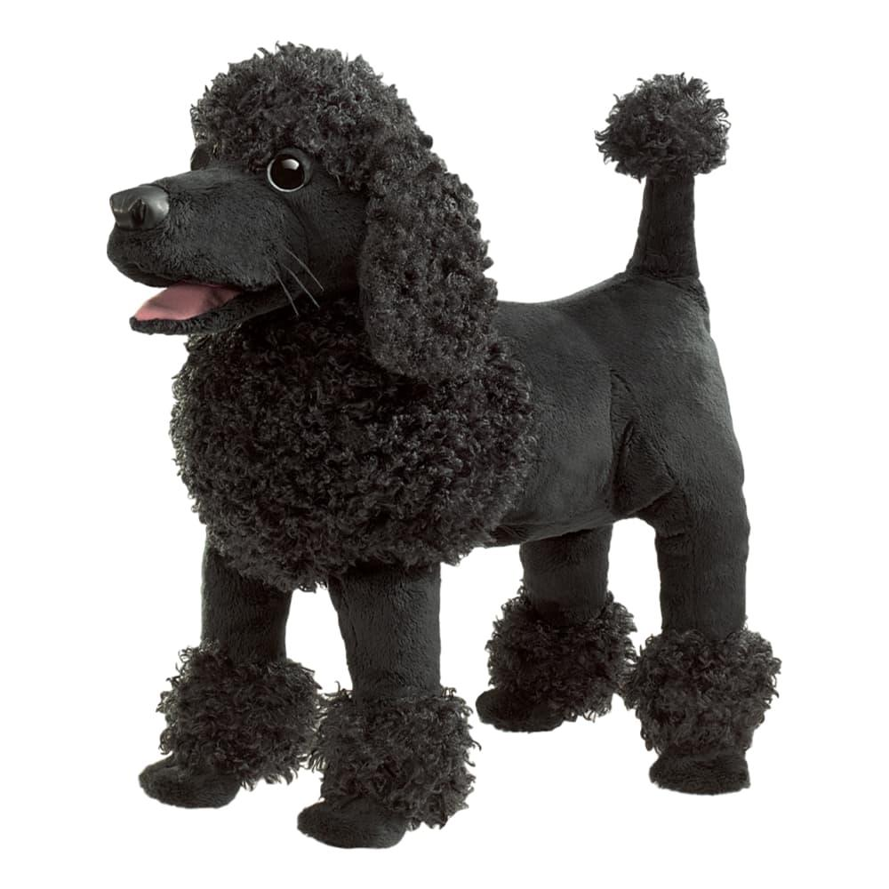 Folkmanis Poodle Hand Puppet