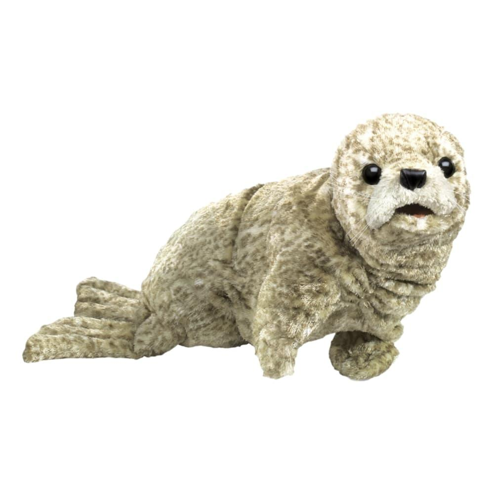 Folkmanis Harbor Seal Hand Puppet