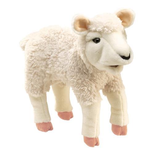 Folkmanis Lamb Hand Puppet