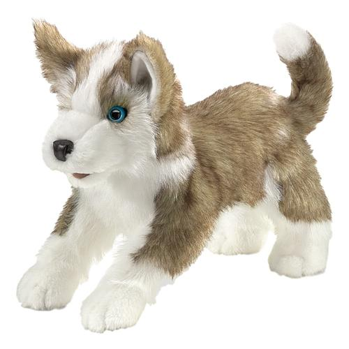 Folkmanis Wolf Pup Hand Puppet