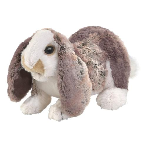Folkmanis Baby Lop Rabbit Hand Puppet