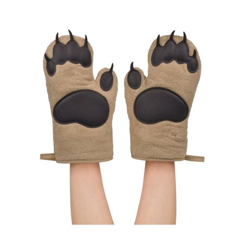 Bear Hands-Oven Mitts