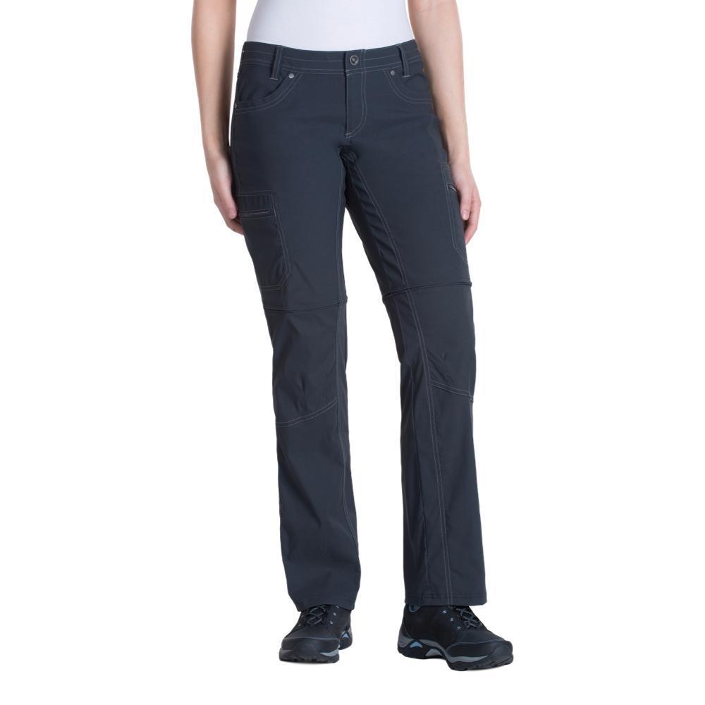 KUHL Women's Kliffside Convertible Pants - 32in KOAL