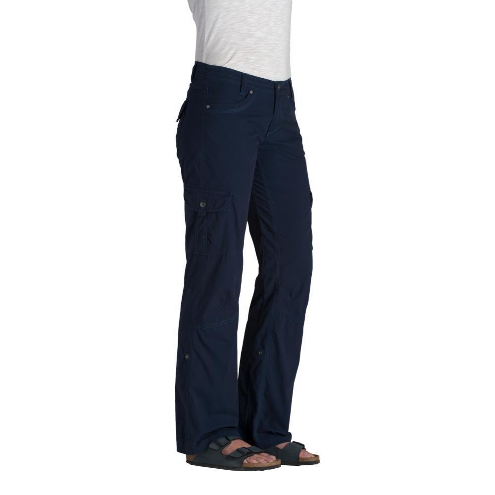 KUHL Women's Splash Roll Up Pants - 32in INDIGO