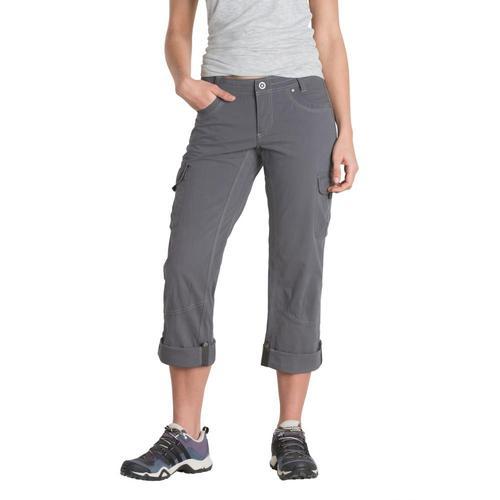 KUHL Women's Splash Roll Up Pants - 32in Shadow
