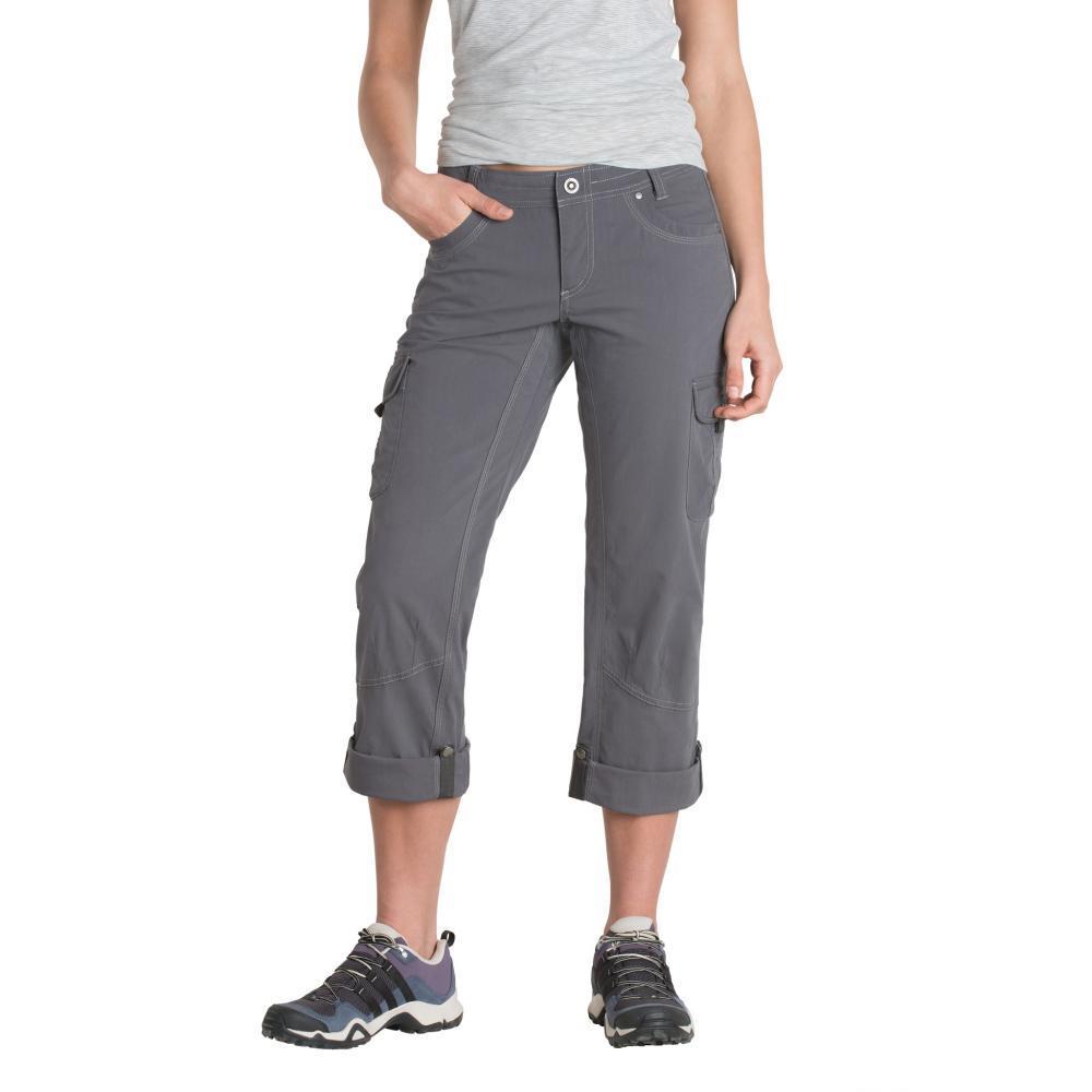 KUHL Women's Splash Roll Up Pants - 30in SHADOW