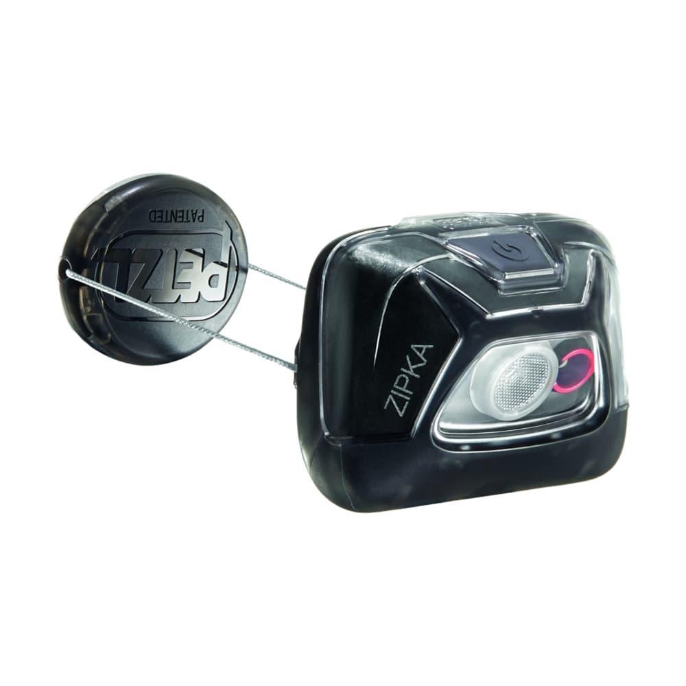 Petzl Zipka Headlamp BLACK