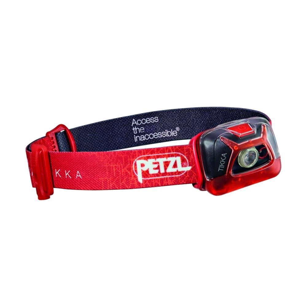 Petzl Tikka Headlamp RED