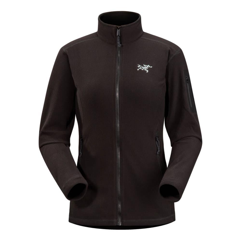 Arc'teryx Women's Delta LT Jacket BLACK