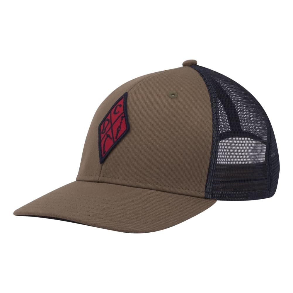 Black Diamond BD Trucker Hat BNTOLIVE.CRY