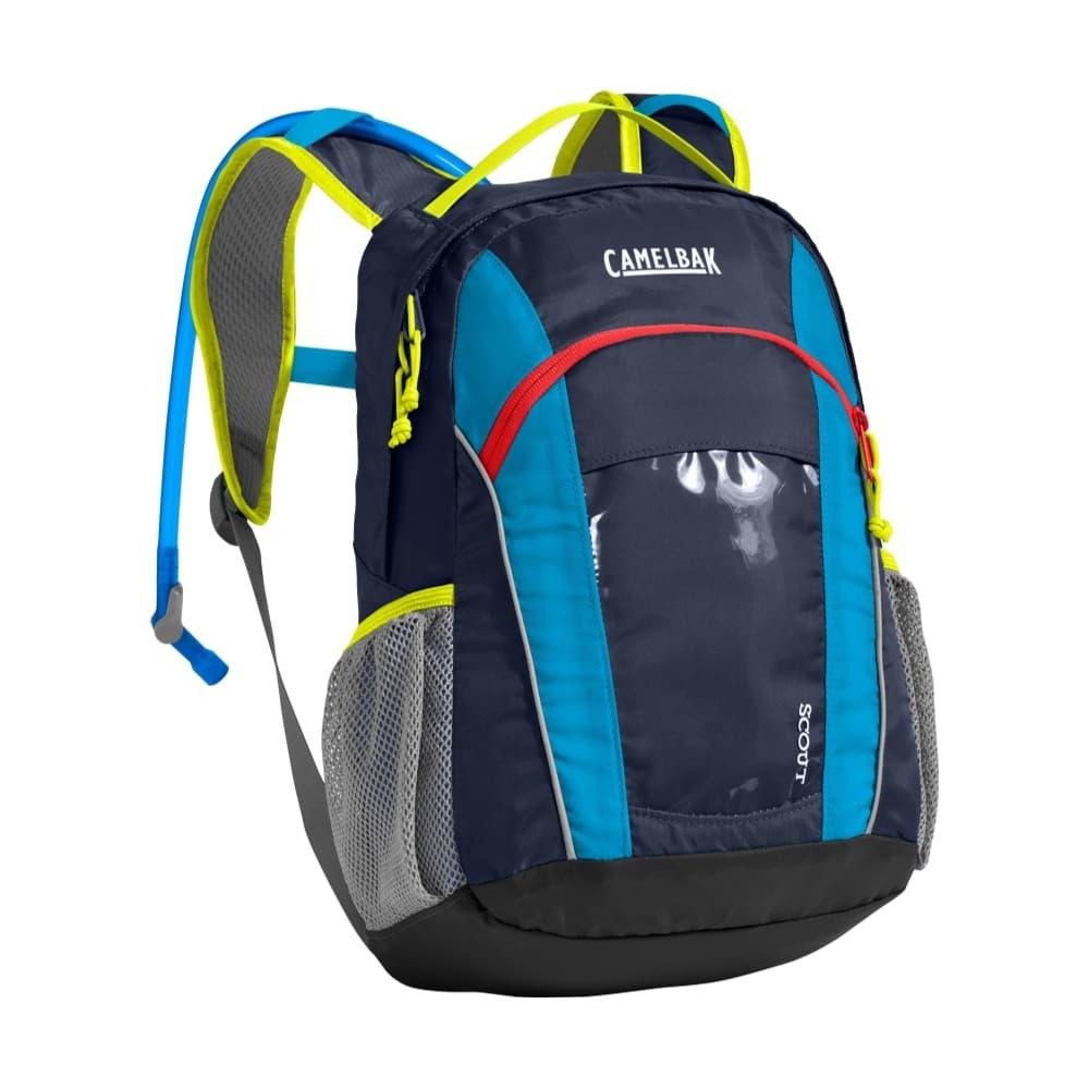 CamelBak Kids Scout Hydration Pack NAVY