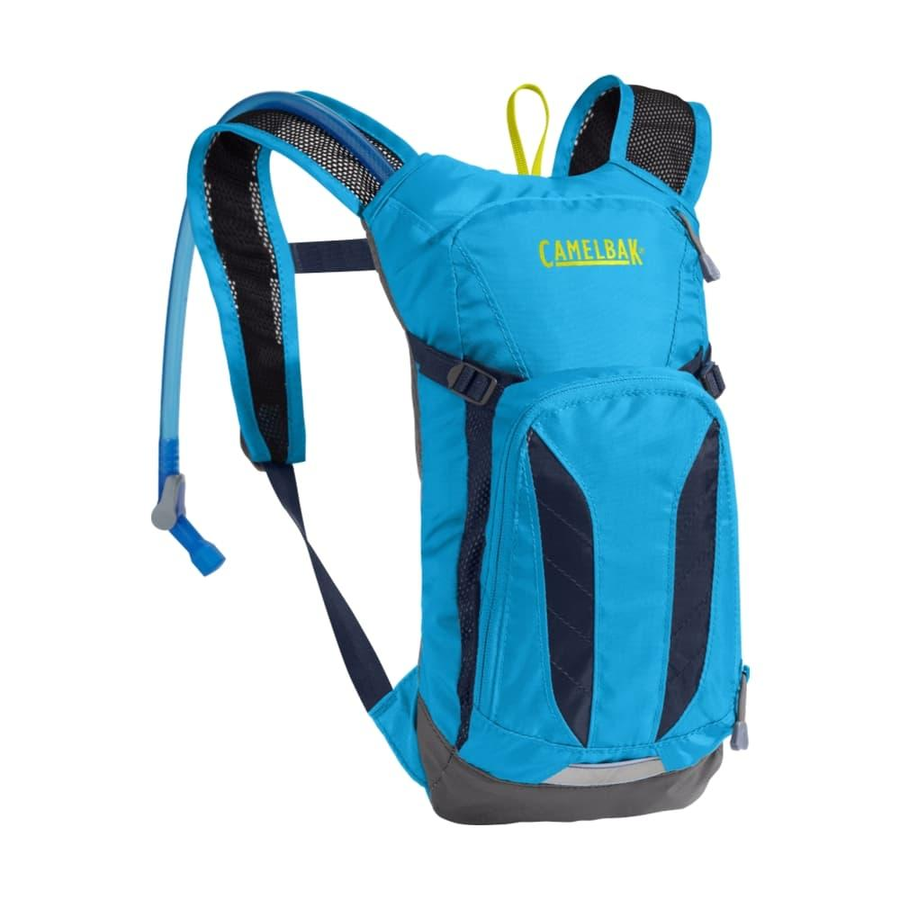 CamelBak Kids Mini M.U.L.E. Hydration Pack ATOMBLUE