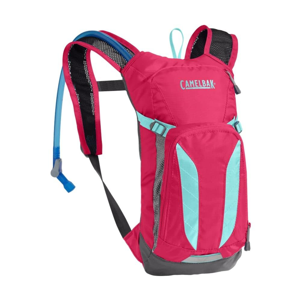 CamelBak Kids Mini M.U.L.E. Hydration Pack AZALEA