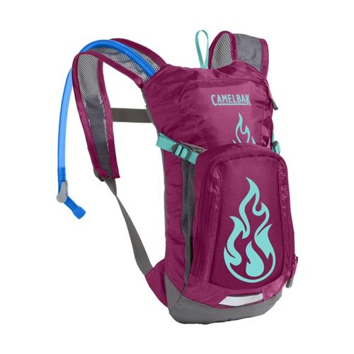 CamelBak Kids Mini M.U.L.E. Hydration Pack Baroflame