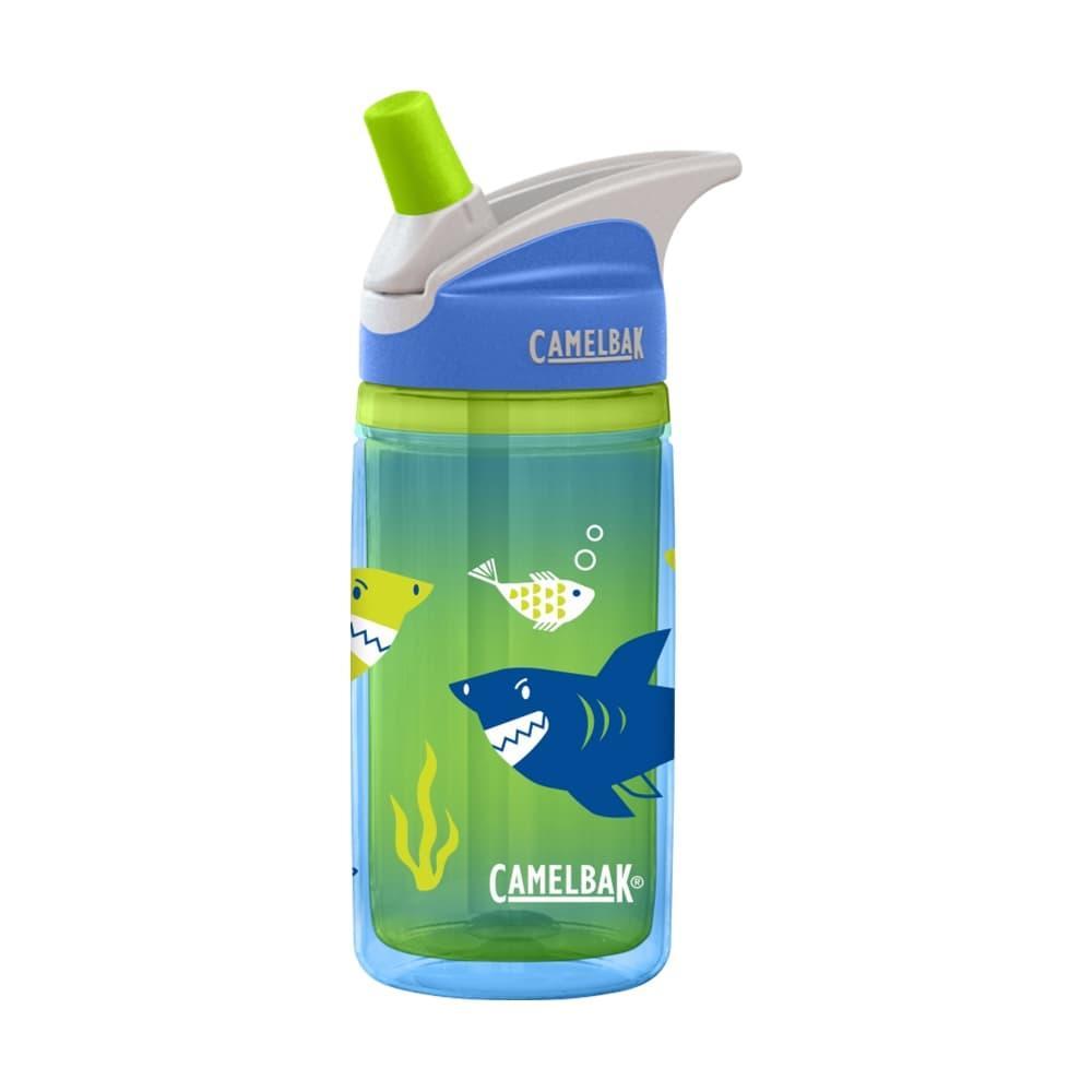 CamelBak Kids Eddy .4L Insulated Bottle BLUESHARK