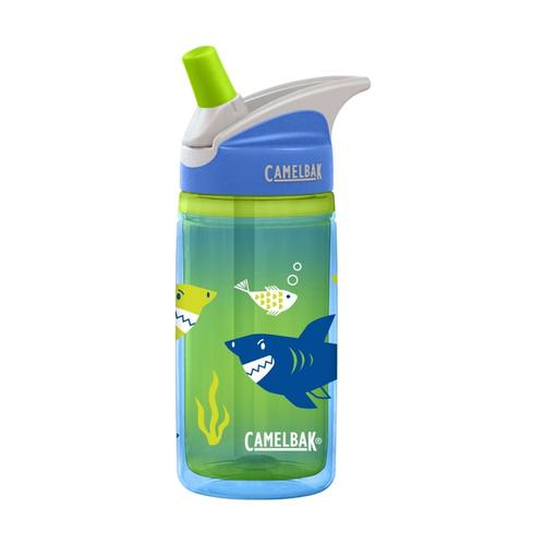 CamelBak Kids Eddy .4L Insulated Bottle BLUESHARK