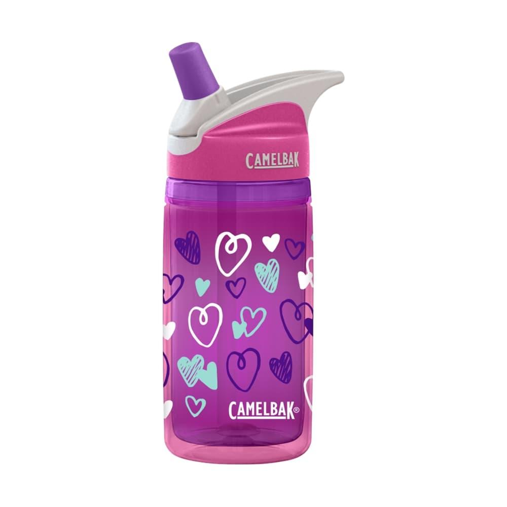 CamelBak Kids Eddy .4L Insulated Bottle PINKHEART