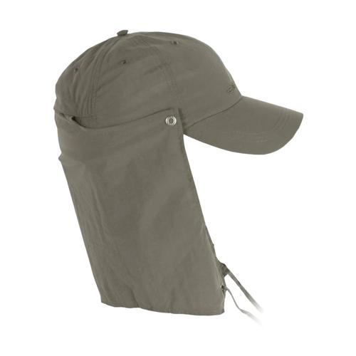 ExOfficio Bugsaway Sol Cool Cape Hat CIGAR_8330