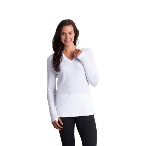 ExOfficio Women's BugsAway Lumen Hoody White