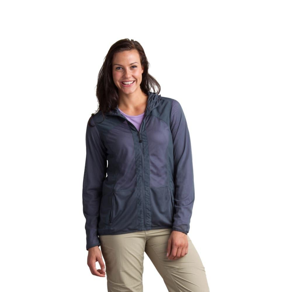 ExOfficio Women's BugsAway Damselfly Jacket CARBON