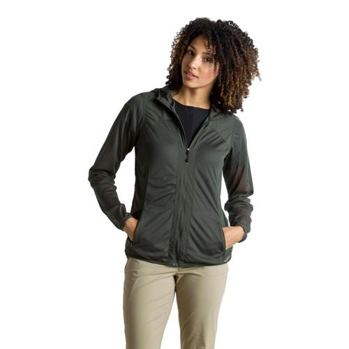 ExOfficio Women's BugsAway Damselfly Jacket Nori