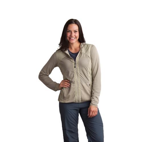 ExOfficio Women's BugsAway Damselfly Jacket Tawny