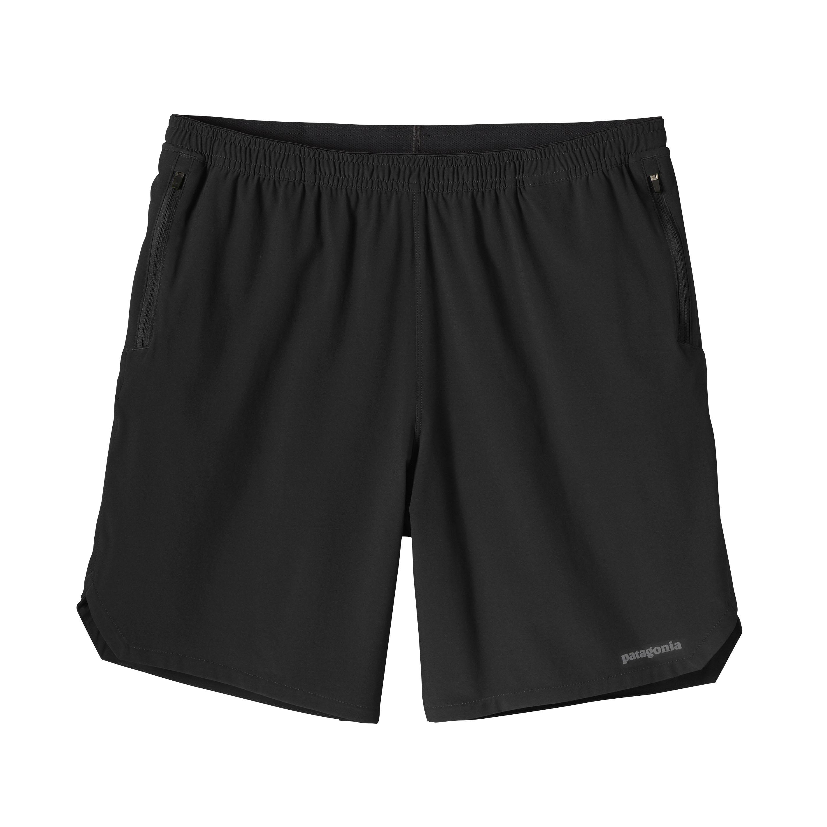 Patagonia Men's Nine Trails Shorts BLK_BLACK