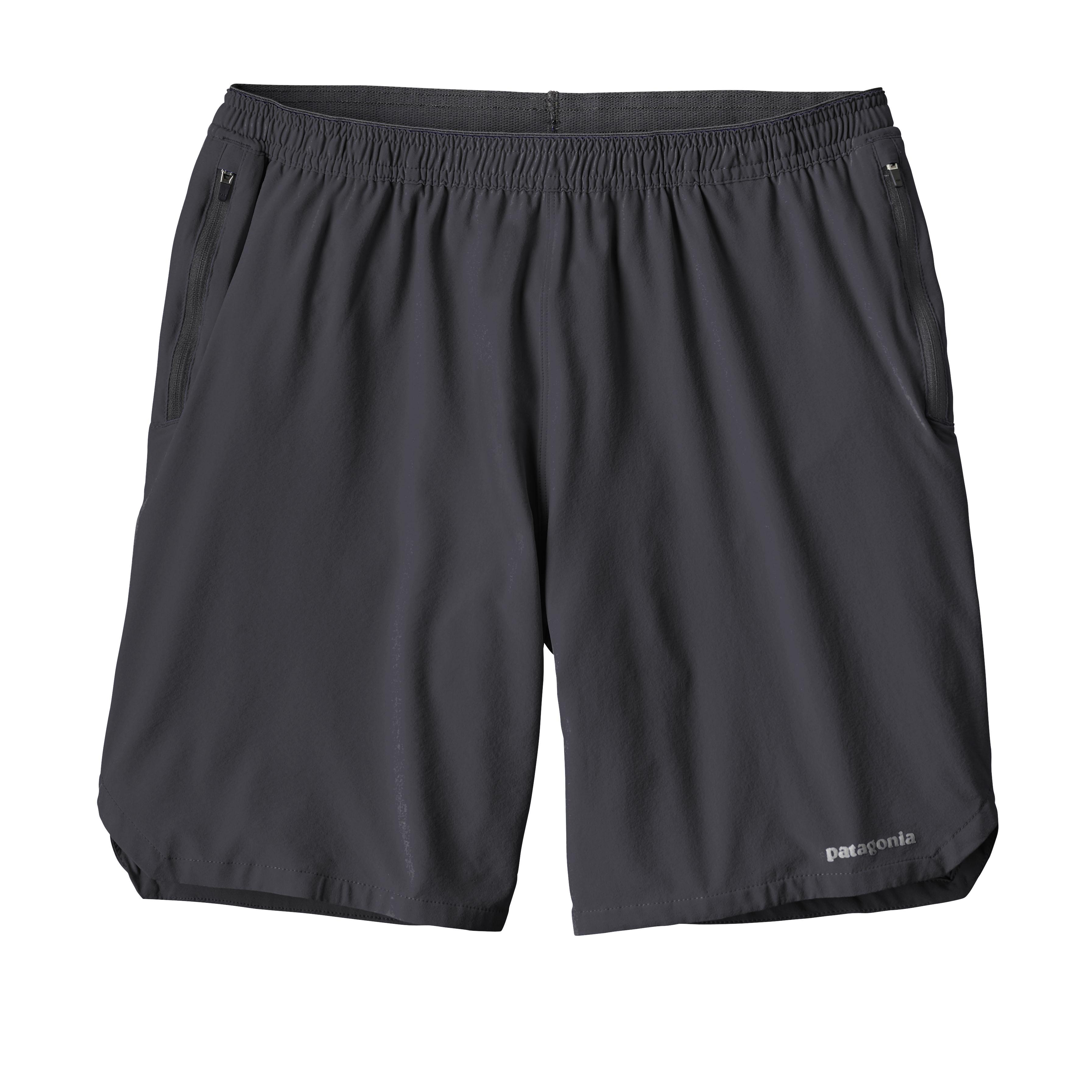 Patagonia Men's Nine Trails Shorts FGE_GREY