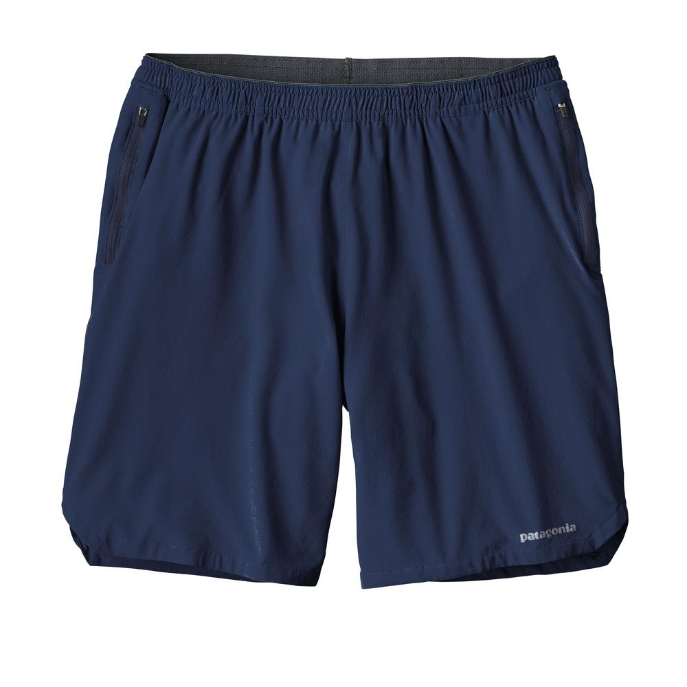 Patagonia Men's Nine Trails Shorts NVYB_BLUE