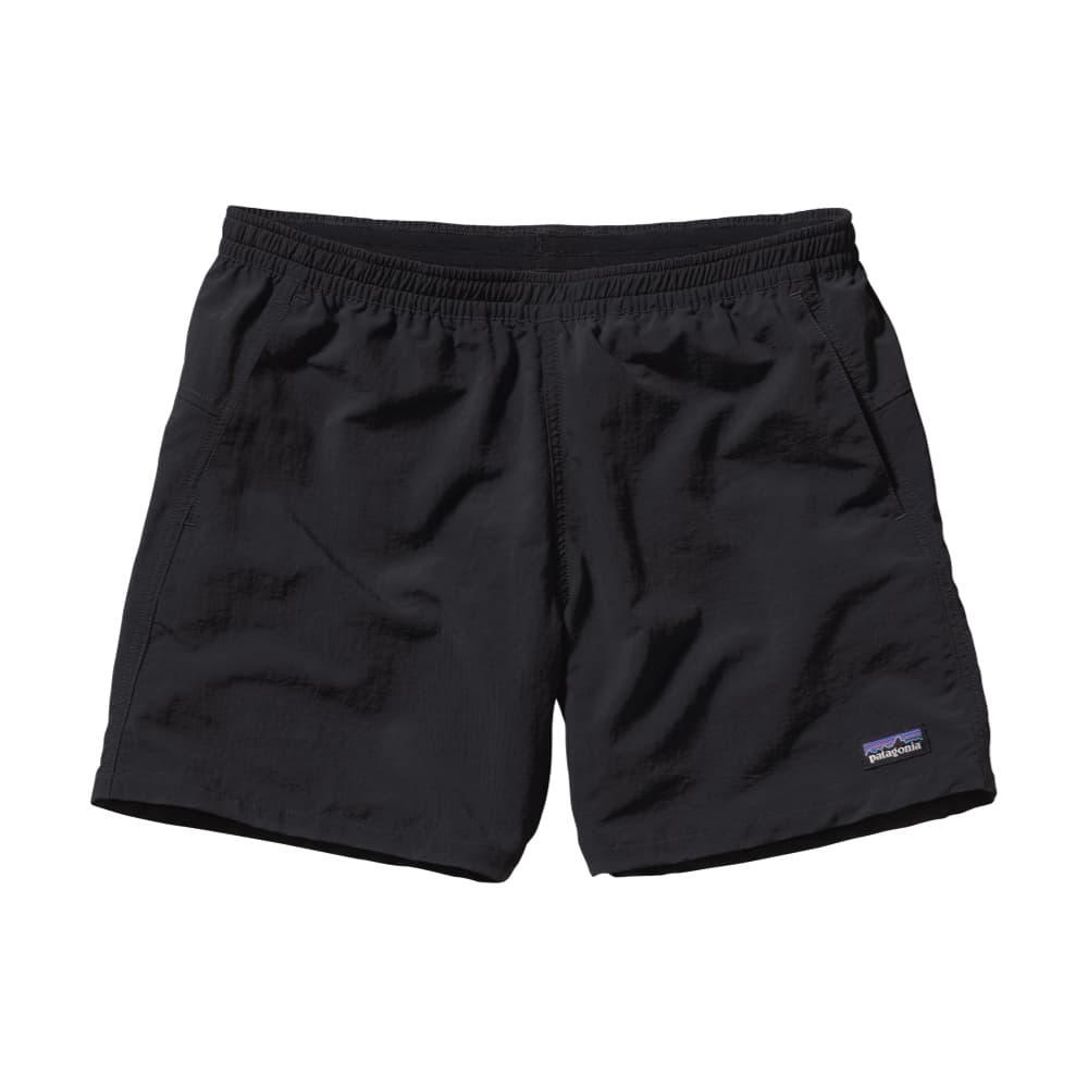 Patagonia Women's 5in Baggies Shorts BLK_BLACK