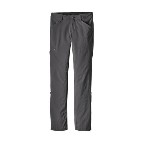 Patagonia Women's Quandary Pants - Regular 32in Inseam FGE_GREY
