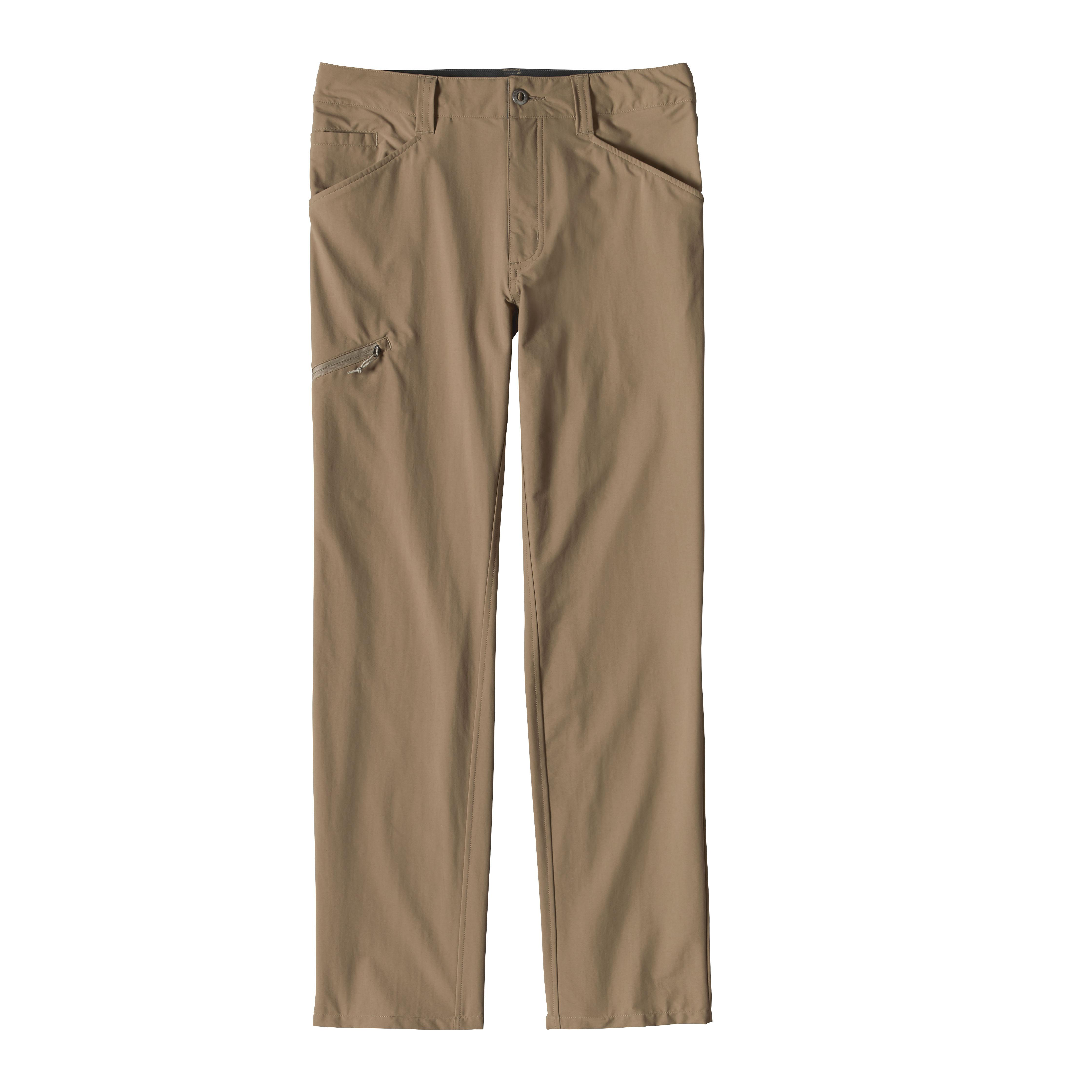 Patagonia Men's Quandary Pants 30in ASHT_TAN