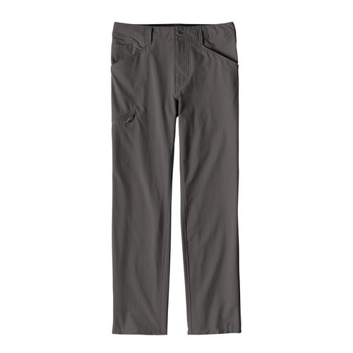 Patagonia Men's Quandary Pants 30in FGE_GREY