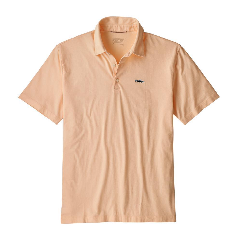 Patagonia Men's Polo Trout Fitz Roy Shirt LPES_SHERB