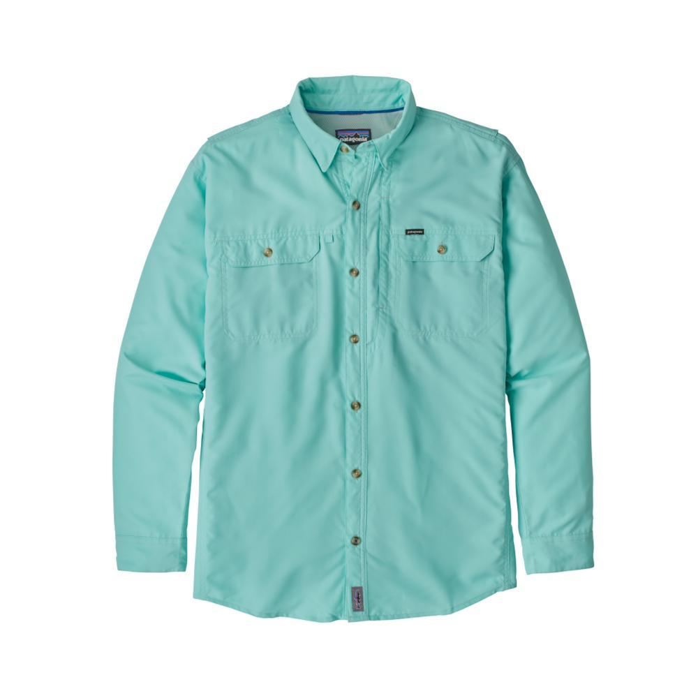 Patagonia Men's Sol Patrol L/S Shirt BNDB_BLUE