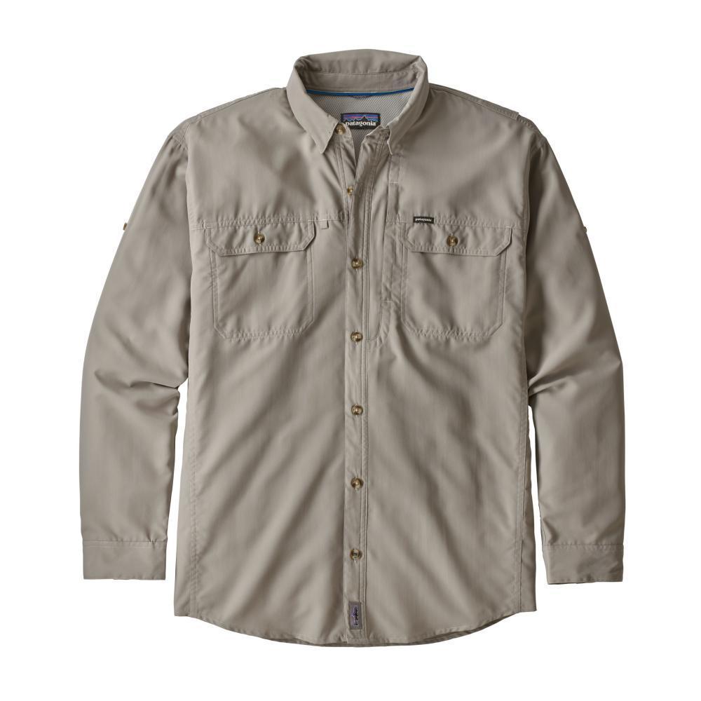 Patagonia Men's Sol Patrol L/S Shirt DFTG_GREY