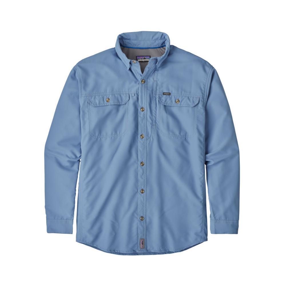 Patagonia Men's Sol Patrol L/S Shirt RBE_BLUE