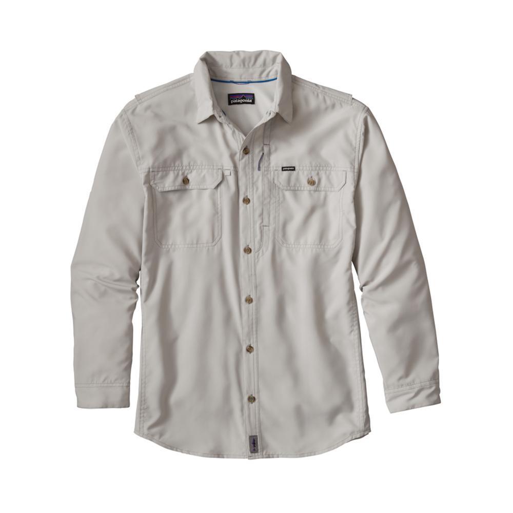Patagonia Men's Sol Patrol L/S Shirt TGY_GREY
